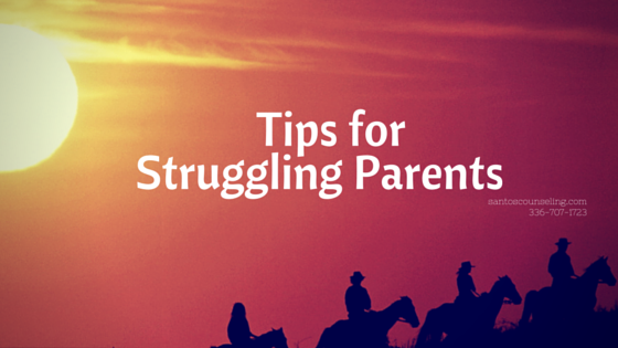 Tips For Struggling Parents | Greensboro Counseling Making Awesome Parents