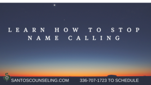 Learn How To Stop Name Calling In Your Relationship