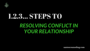 3 Steps To Resolving Conflict In Relationships