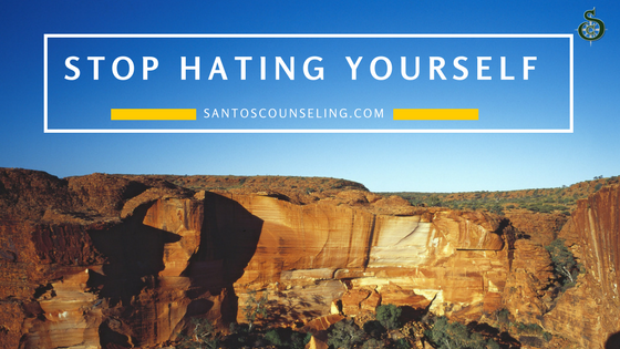 A Counselors Guide To Not Hating Yourself