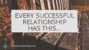 Every Successful Relationship Should Have This