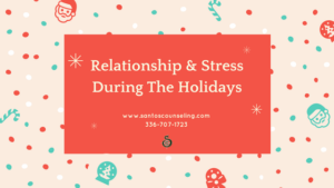 Dating and Family Stress During The Holidays