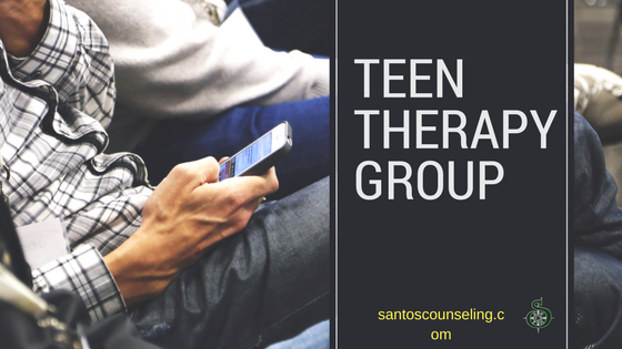 Teen Summer Therapy Group