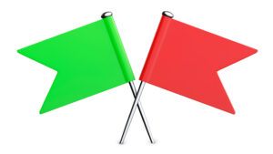 Red and Green Flags In Relationships